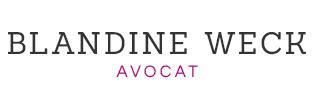 Blandine Weck Avocat